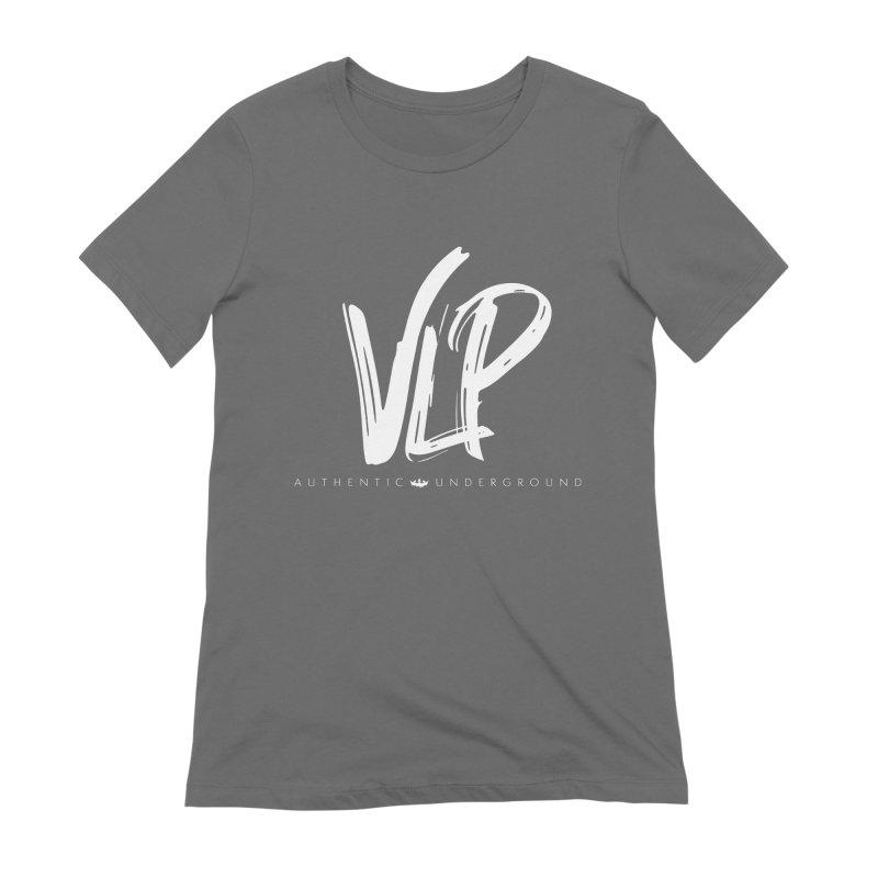 VLP - White Brush Women's T-Shirt by The VLP Vault
