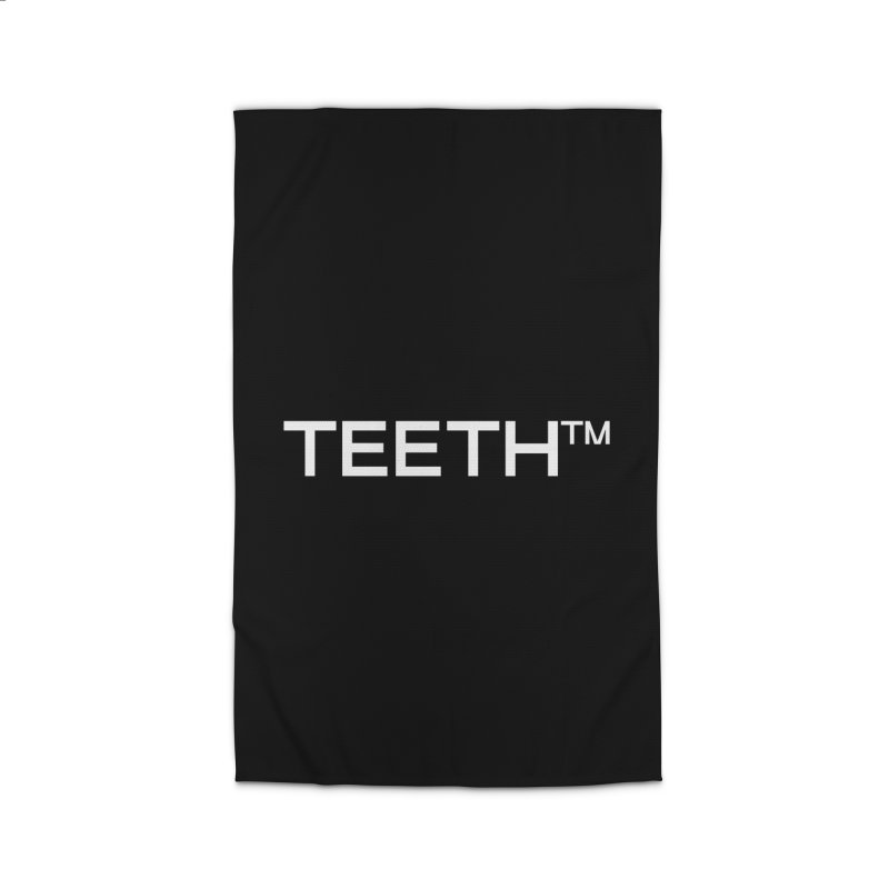 TEETH(tm) Home Rug by VOID MERCH