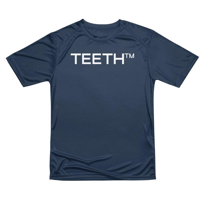TEETH(tm) Women's Performance Unisex T-Shirt by VOID MERCH