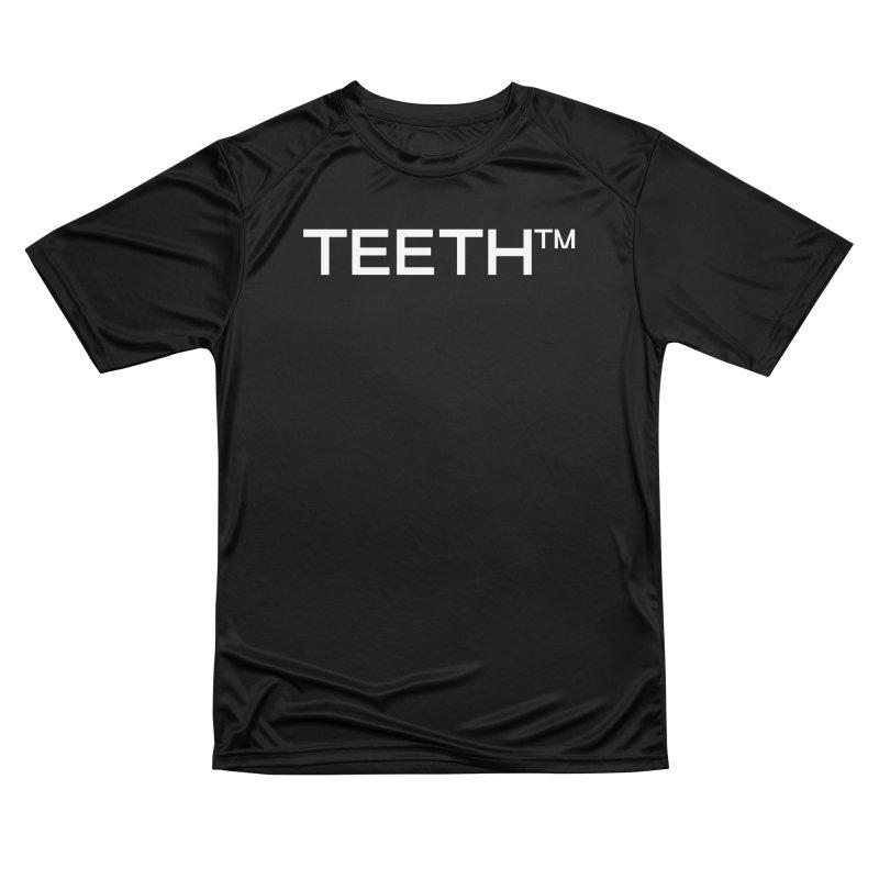 TEETH(tm) Men's Performance T-Shirt by VOID MERCH