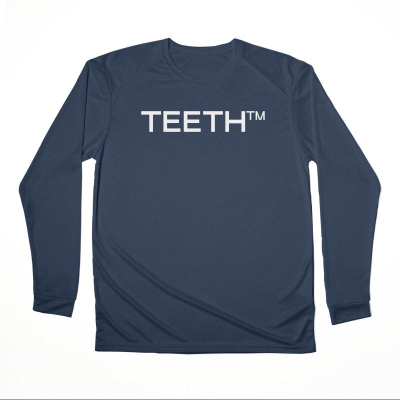 TEETH(tm) Men's Performance Longsleeve T-Shirt by VOID MERCH