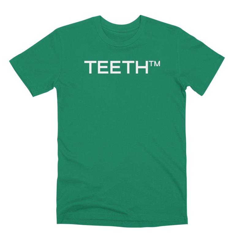 TEETH(tm) Men's Premium T-Shirt by VOID MERCH