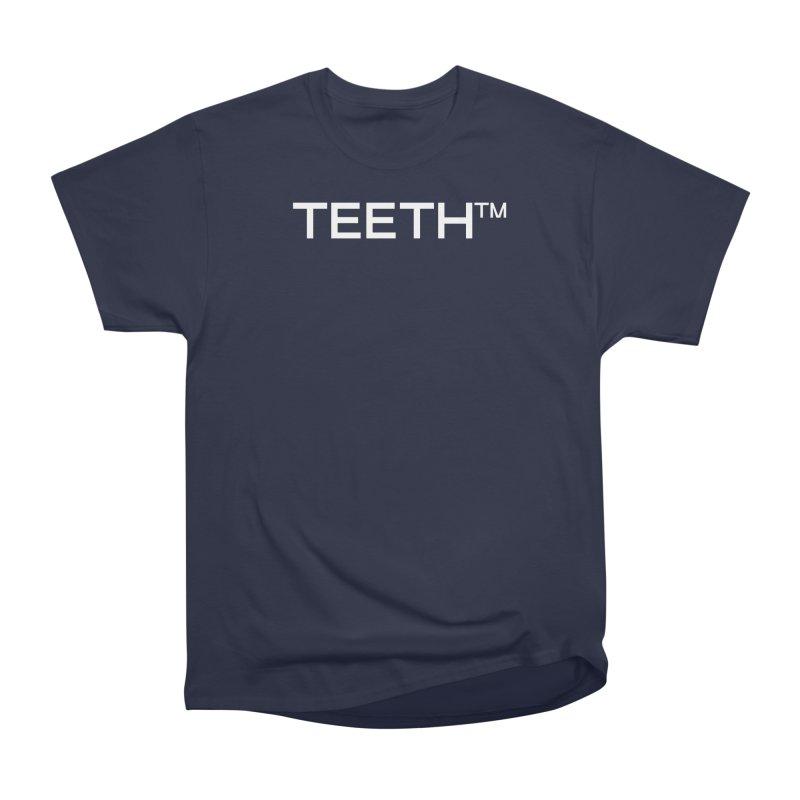 TEETH(tm) Men's Heavyweight T-Shirt by VOID MERCH