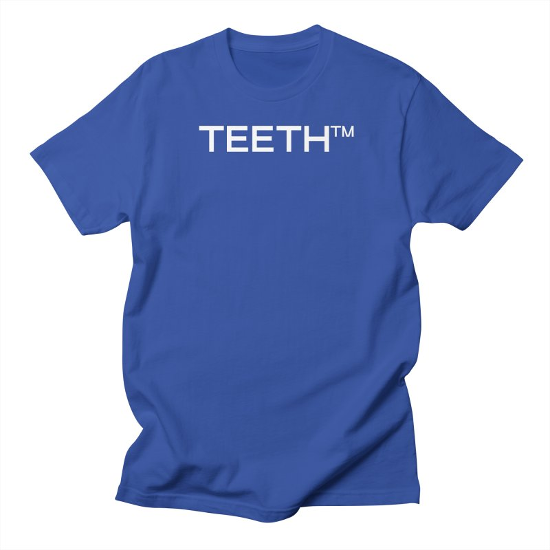 TEETH(tm) Men's Regular T-Shirt by VOID MERCH