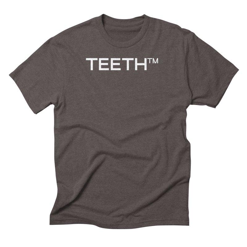 TEETH(tm) Men's Triblend T-Shirt by VOID MERCH