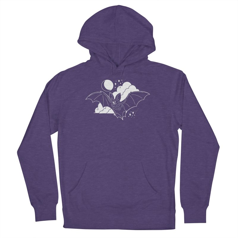 Creature of the Night (Ishii x Voidmerch) Women's French Terry Pullover Hoody by VOID MERCH