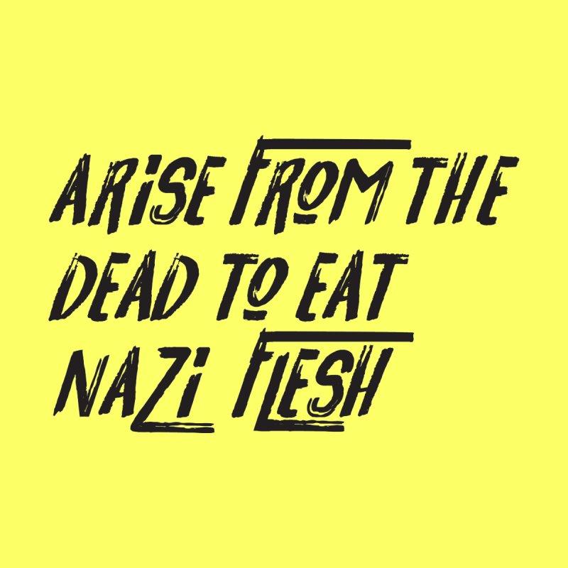 EAT NAZI FLESH by VOID MERCH