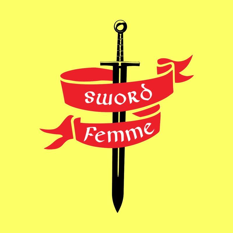 SWORD FEMME (Lavin x Voidmerch) by VOID MERCH