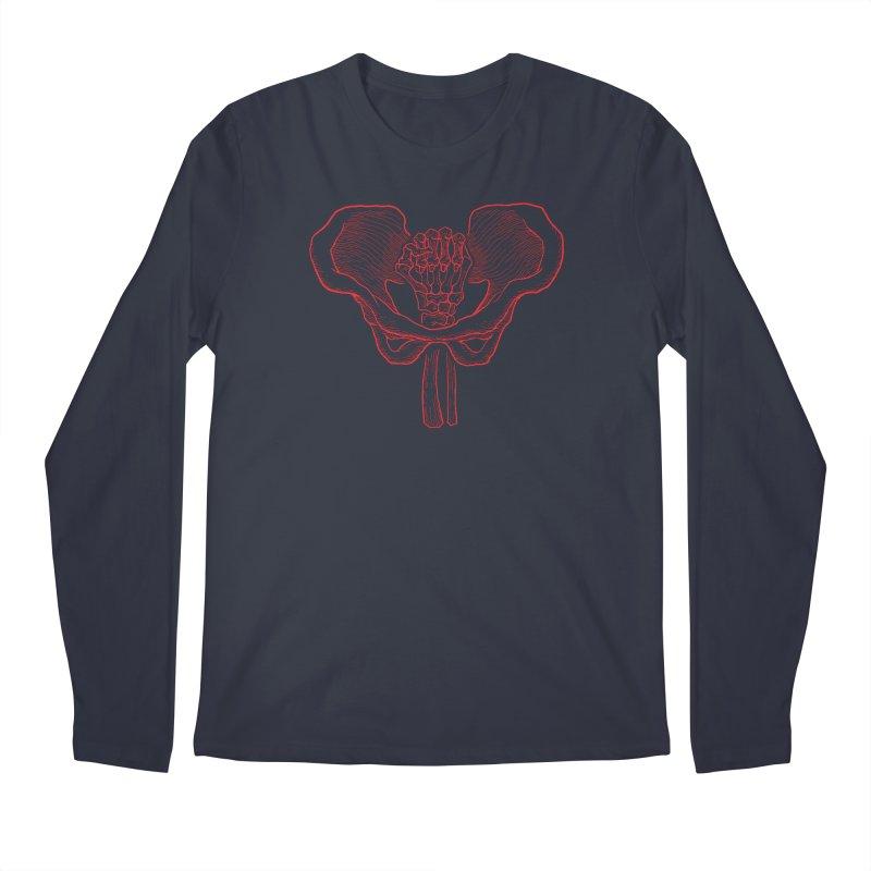 FIST (Lacour x Voidmerch) rd Men's Regular Longsleeve T-Shirt by VOID MERCH