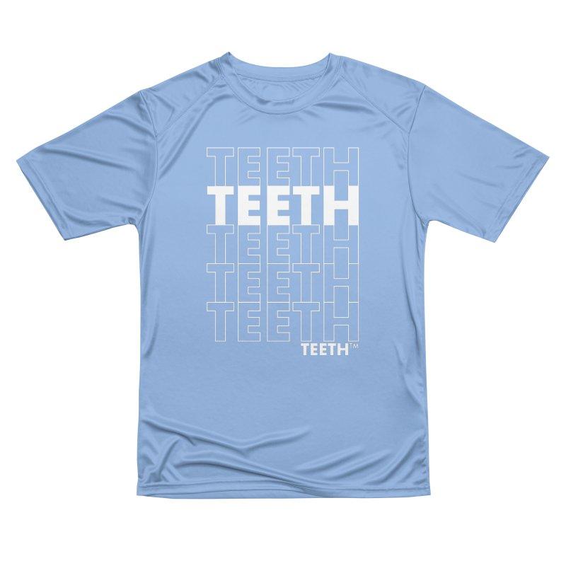 TEETH TEETH TEETH TEETH 9wht) Femme T-Shirt by VOID MERCH