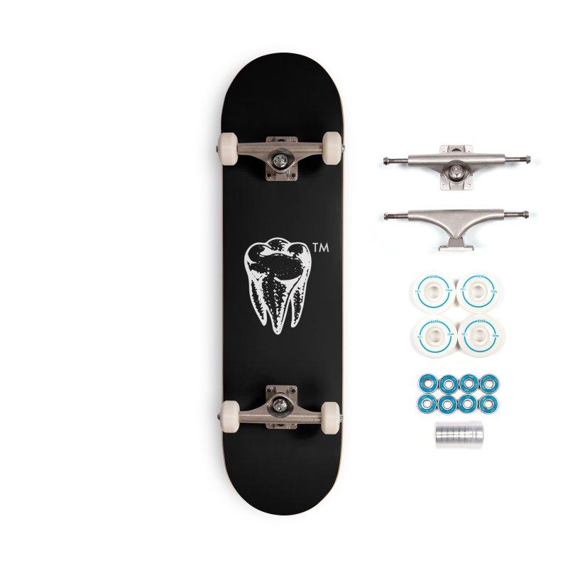 TOOTH/TEETH/TM Accessories Skateboard by VOID MERCH