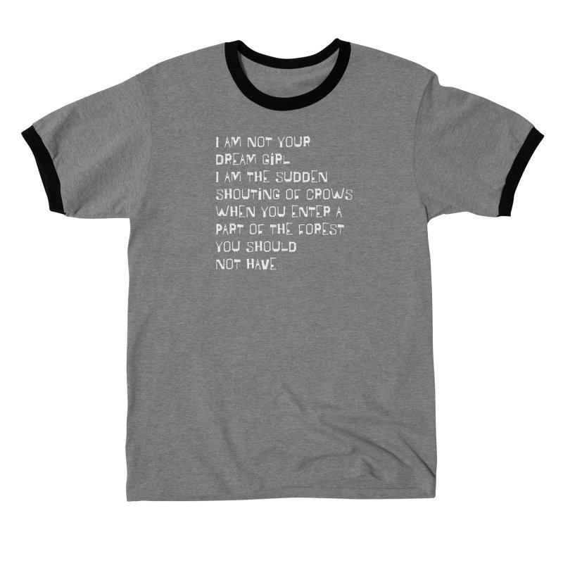 I AM NOT YOUR DREAM GIRL CROW WITCH x Voidmerch Femme T-Shirt by VOID MERCH