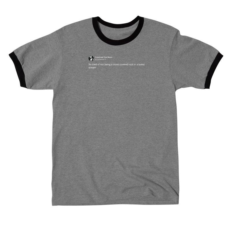 TIRED OF NOT BEING A ROCK TWEETFORM CROWWITCH x Voidmerch Femme T-Shirt by VOID MERCH