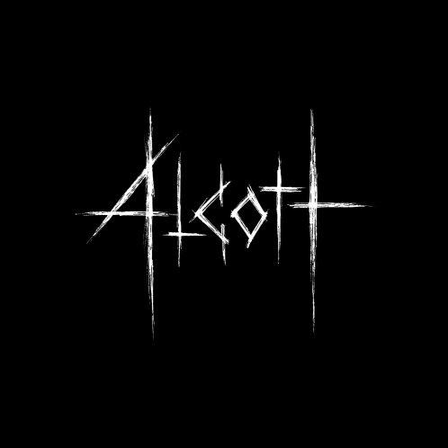 Design for Louisa May Alcott (Writers Are Metal)