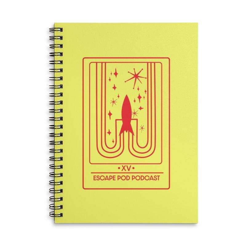 ESCAPE POD (EA x Voidmerch Accessories Notebook by VOID MERCH