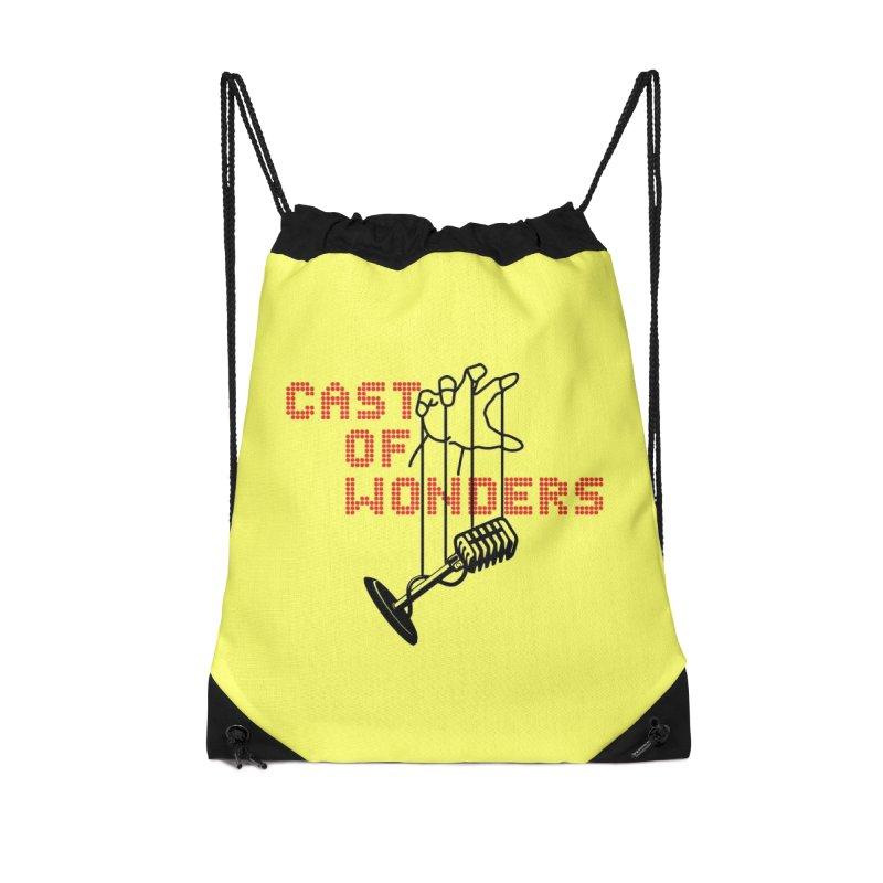 CAST OF WONDERS (EA x Voidmerch) Accessories Bag by VOID MERCH