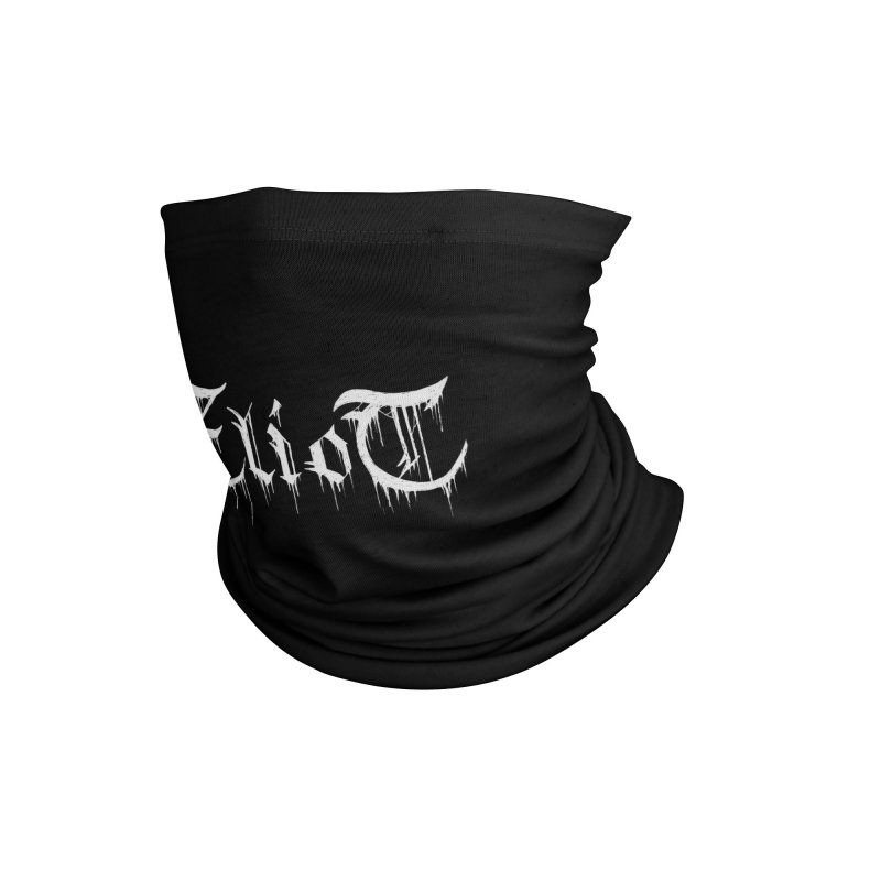 TS Eliot (Writers Are Metal AF) Accessories Neck Gaiter by VOID MERCH