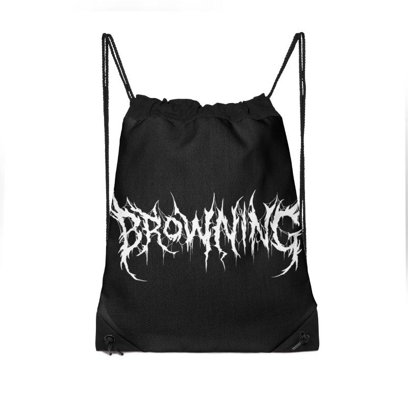 Elizabeth Barrett Browning (Writers Are Metal AF) Accessories Bag by VOID MERCH