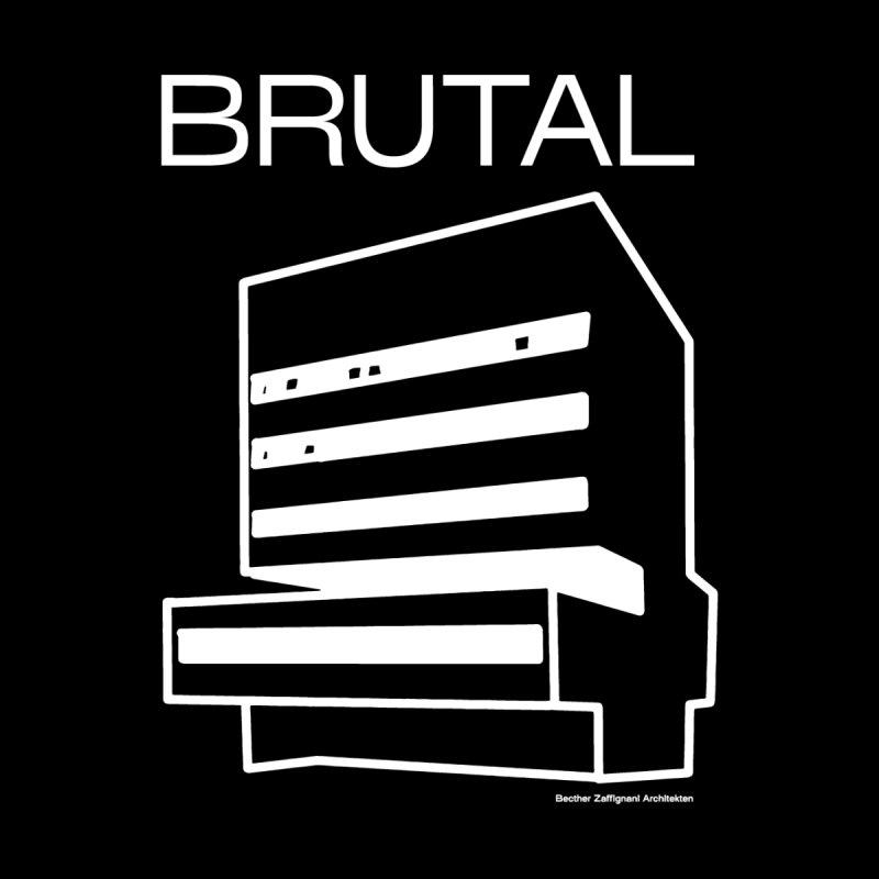 BRUTALIST LOVE No. 2 (SANS SERIF) Men's T-Shirt by VOID MERCH