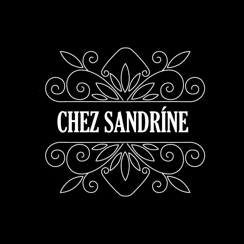 CHEZ SANDRINE (wht) by VOID MERCH
