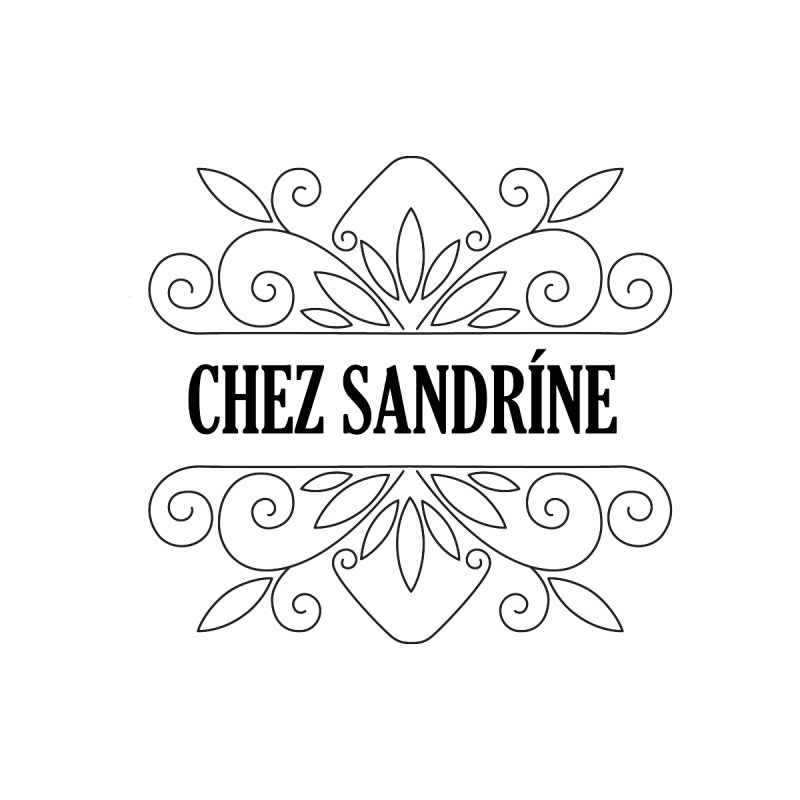 CHEZ SANDRINE (blk) by VOID MERCH