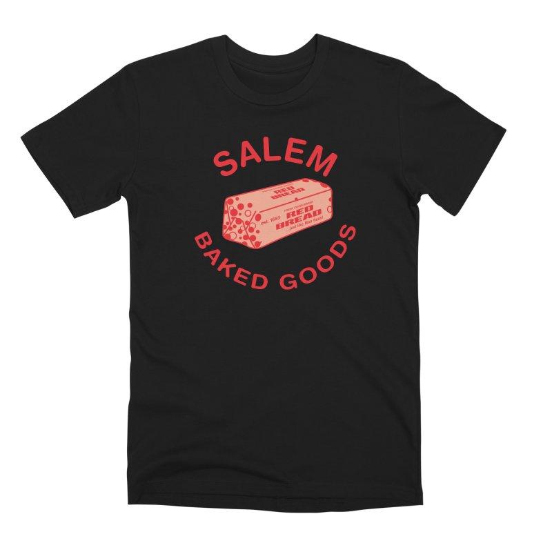 SALEM BAKED GOODS in Men's Premium T-Shirt Black by VOID MERCH