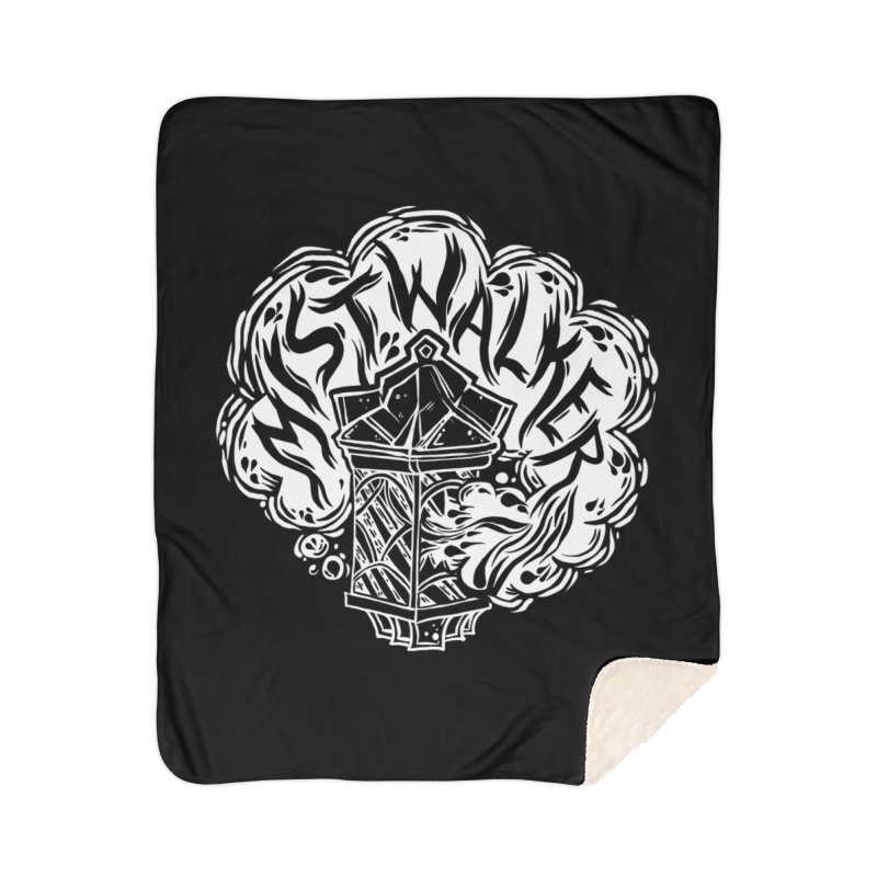Tales From The Mists (D&D) Home Sherpa Blanket Blanket by VOID MERCH