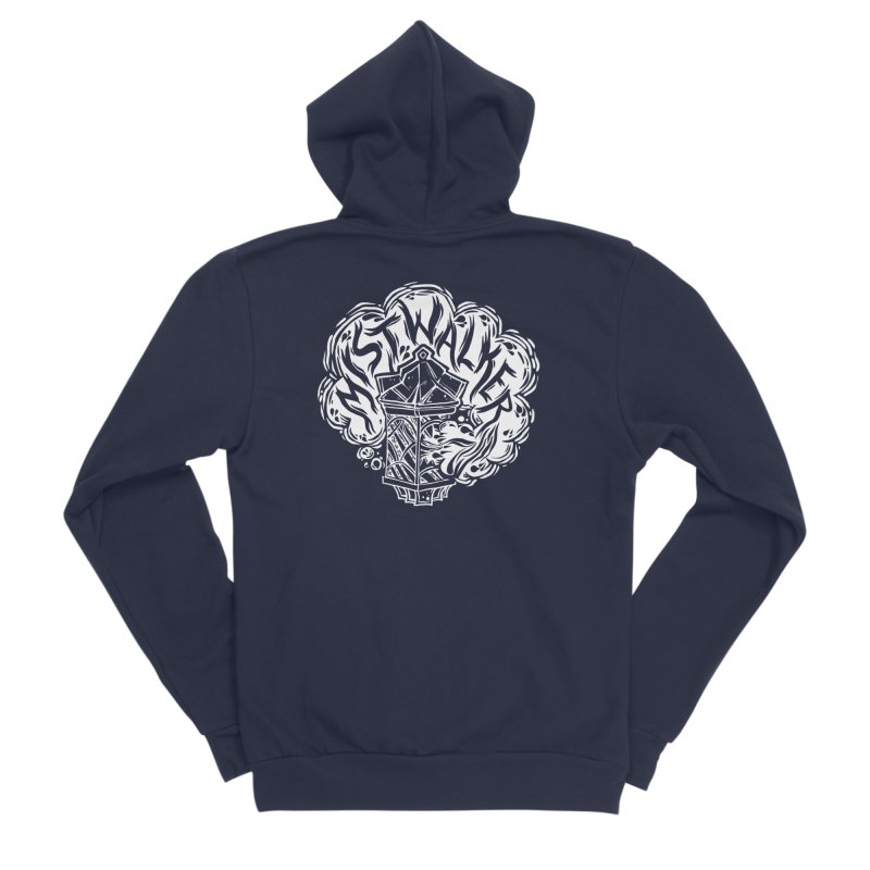 Tales From The Mists (D&D) Men's Sponge Fleece Zip-Up Hoody by VOID MERCH