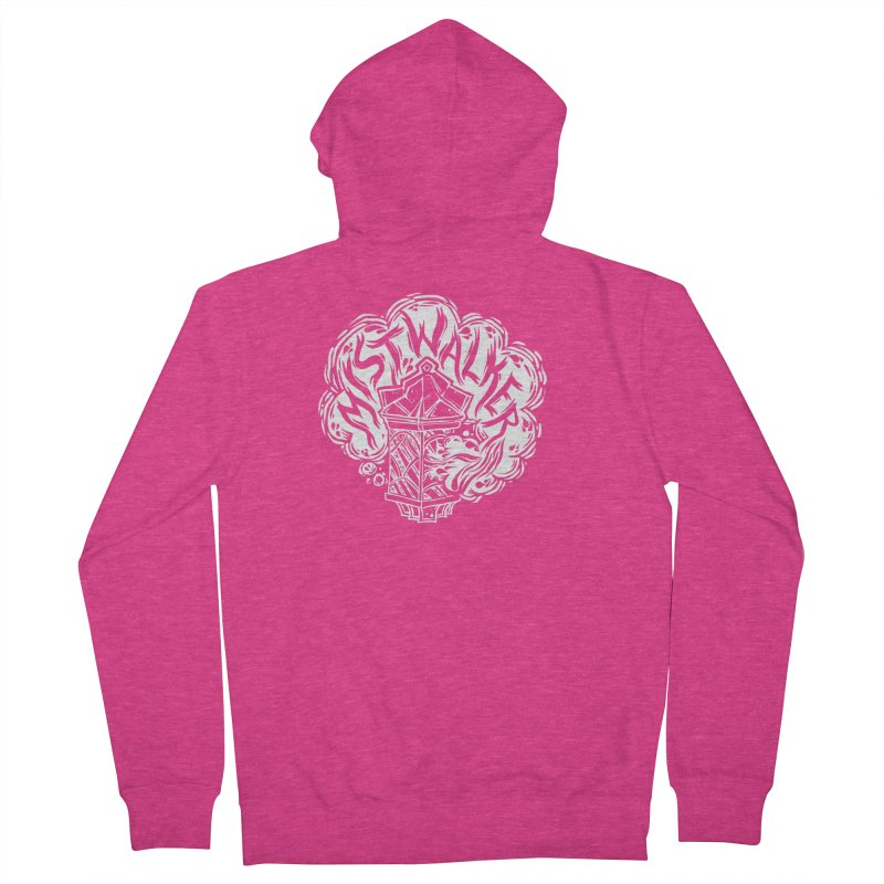Tales From The Mists (D&D) Women's French Terry Zip-Up Hoody by VOID MERCH