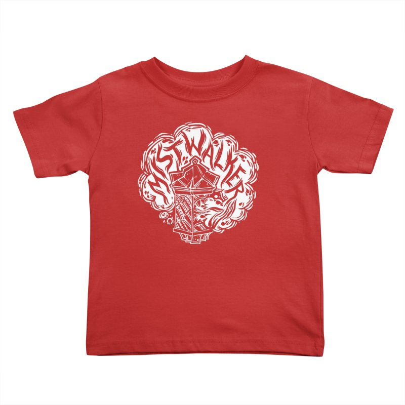 Tales From The Mists (D&D) Kids Toddler T-Shirt by VOID MERCH