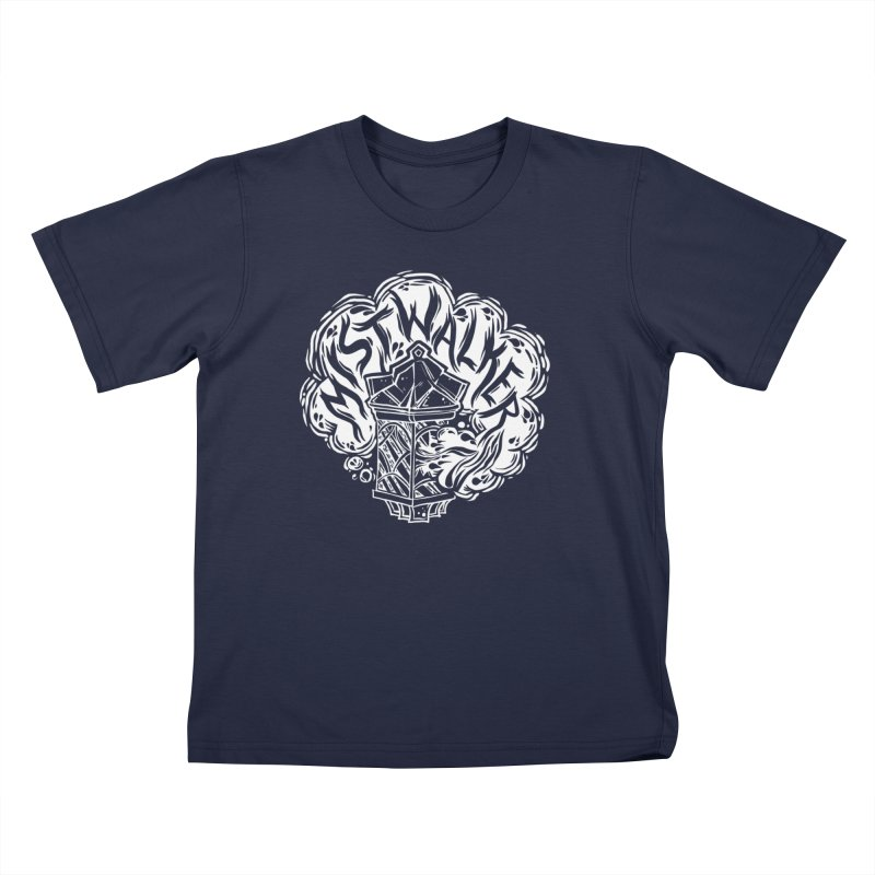 Tales From The Mists (D&D) Kids T-Shirt by VOID MERCH