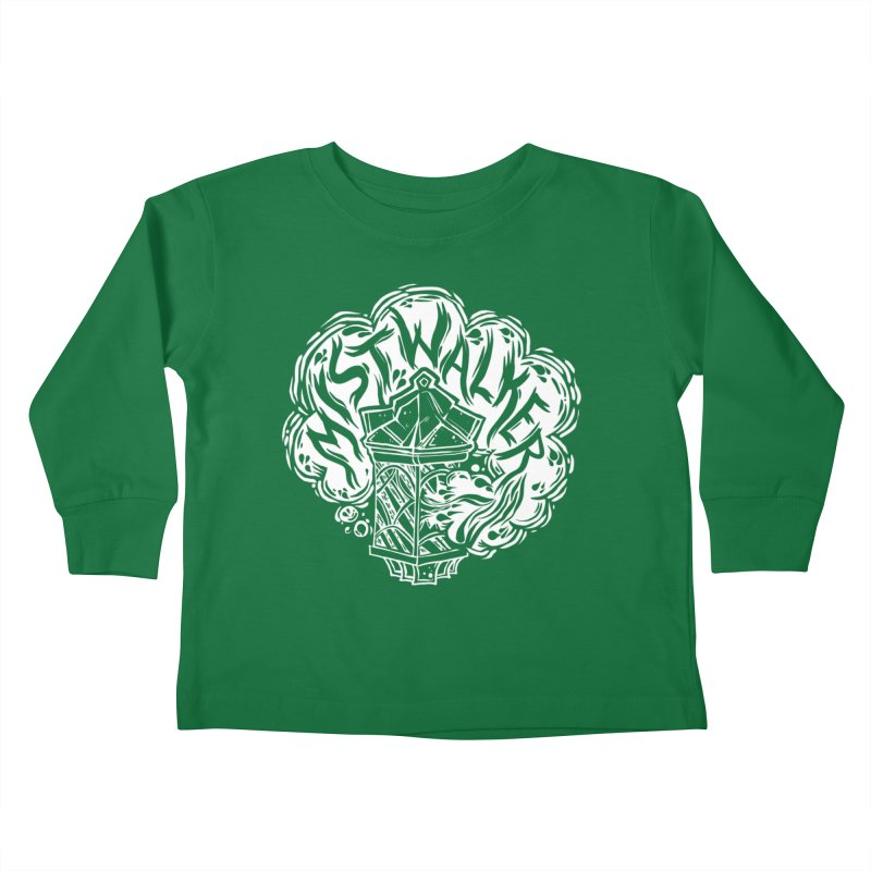 Tales From The Mists (D&D) Kids Toddler Longsleeve T-Shirt by VOID MERCH