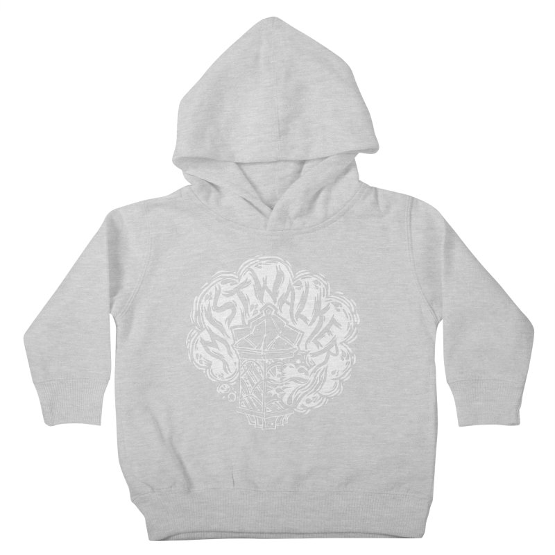 Tales From The Mists (D&D) Kids Toddler Pullover Hoody by VOID MERCH