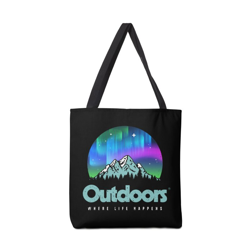 Outdoors Accessories Tote Bag Bag by Vó Maria's Artist Shop