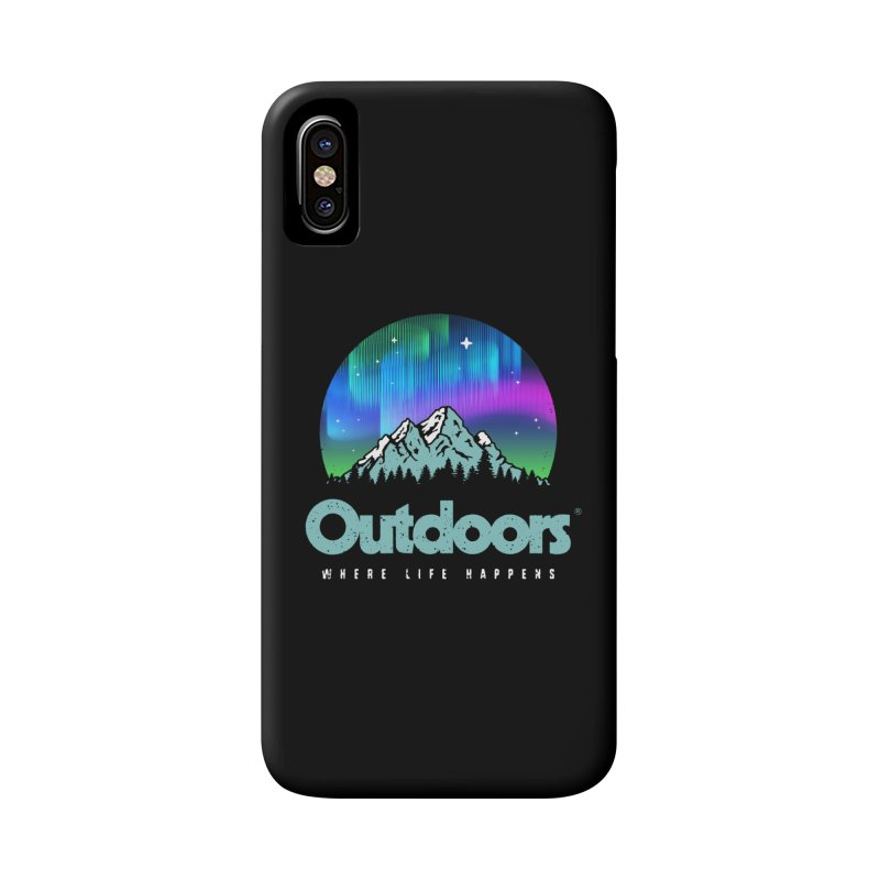 Outdoors Accessories Phone Case by Vó Maria's Artist Shop
