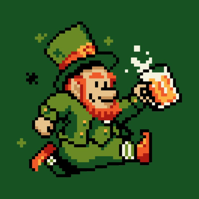 Leprechaun   by Vó Maria's Artist Shop