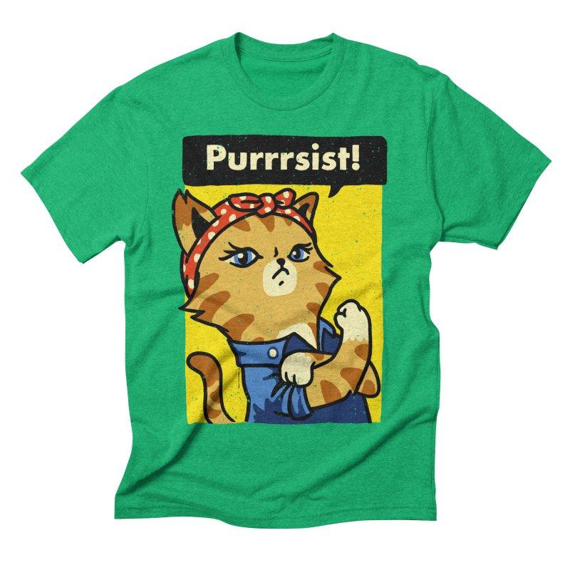 Purrrsist!   by Vó Maria's Artist Shop