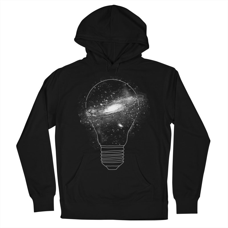 Sparkle - Unlimited Ideas Men's Pullover Hoody by Vó Maria's Artist Shop