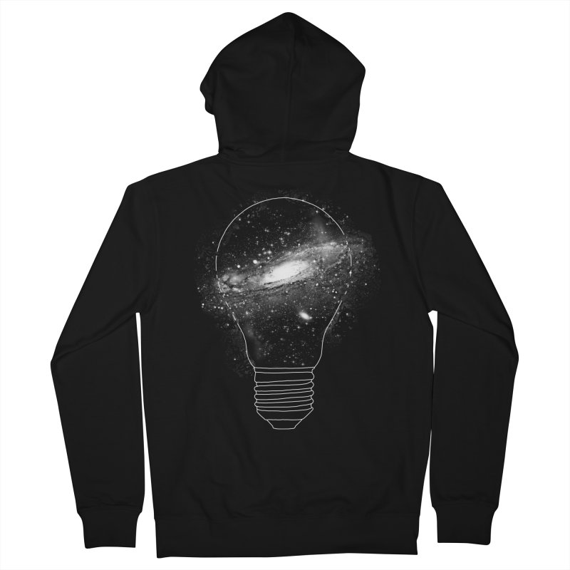 Sparkle - Unlimited Ideas Women's Zip-Up Hoody by Vó Maria's Artist Shop