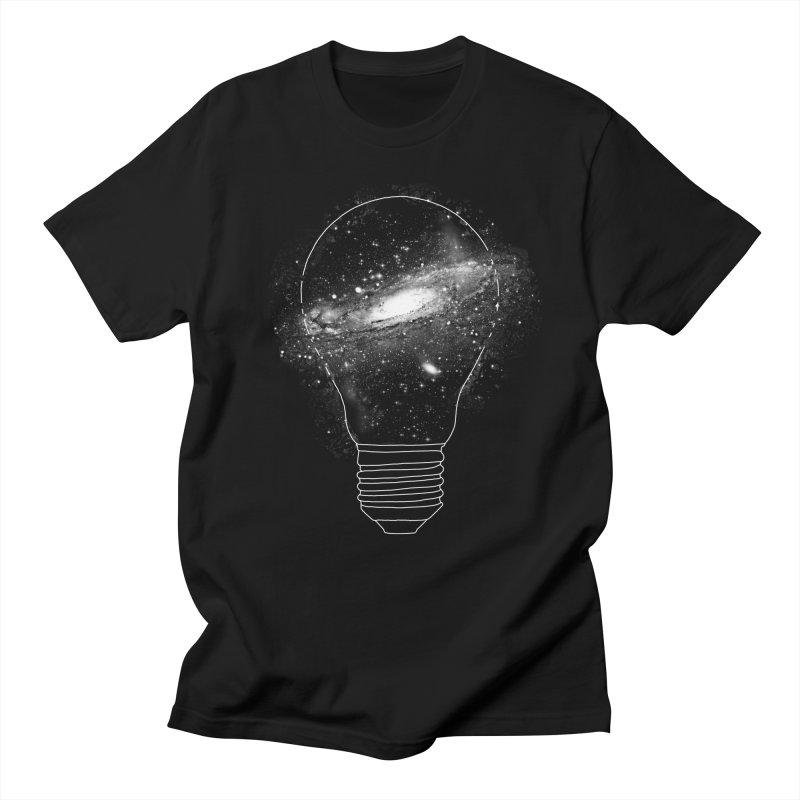 Sparkle - Unlimited Ideas Men's T-Shirt by Vó Maria's Artist Shop