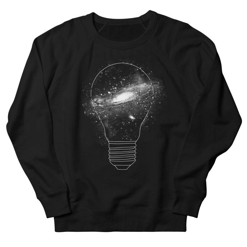 Sparkle - Unlimited Ideas Men's Sweatshirt by Vó Maria's Artist Shop