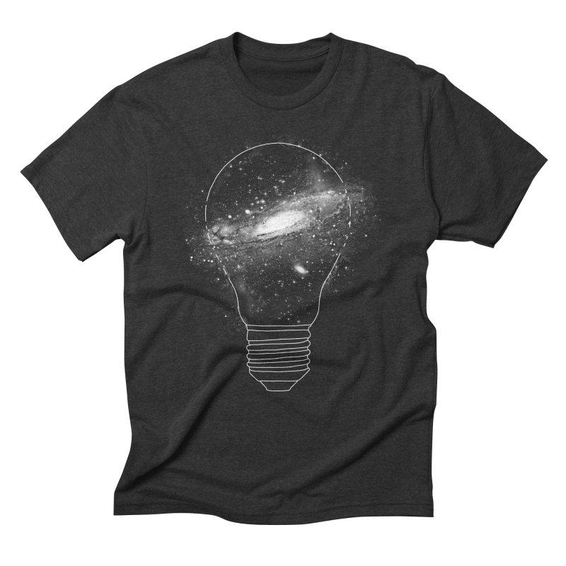 Sparkle - Unlimited Ideas Men's Triblend T-shirt by Vó Maria's Artist Shop