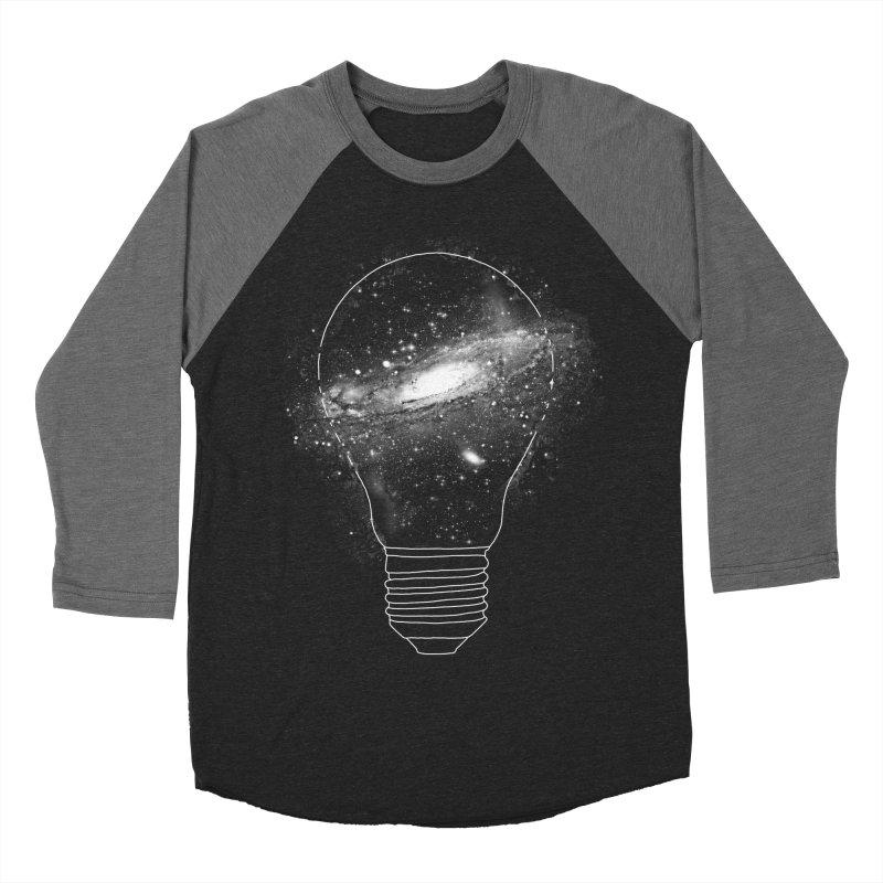 Sparkle - Unlimited Ideas Men's Baseball Triblend T-Shirt by Vó Maria's Artist Shop