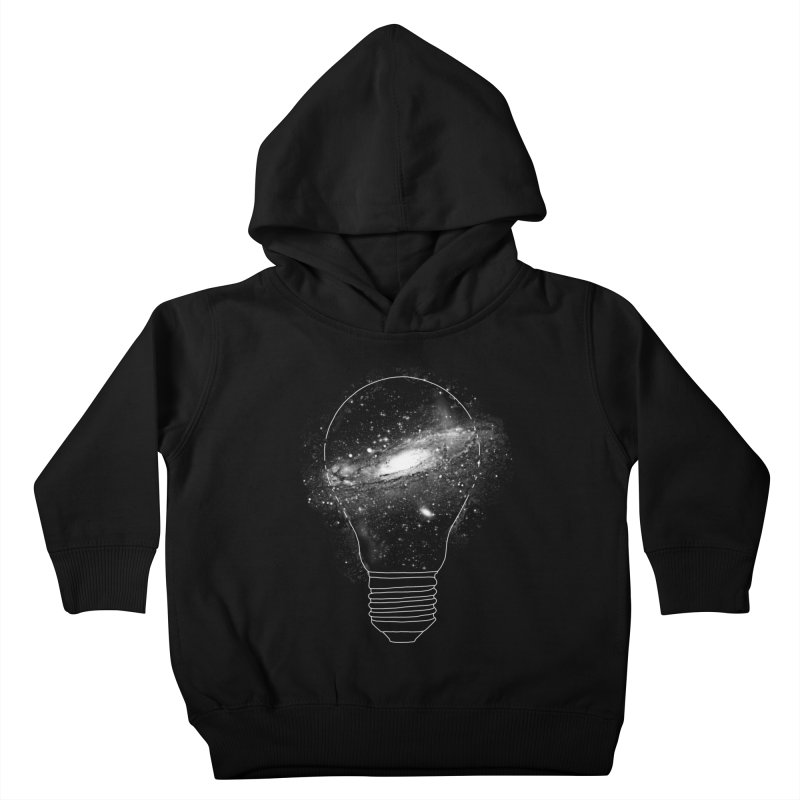 Sparkle - Unlimited Ideas Kids Toddler Pullover Hoody by Vó Maria's Artist Shop