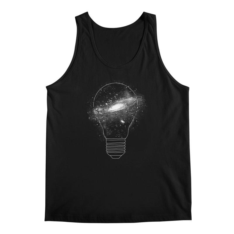 Sparkle - Unlimited Ideas Men's Tank by Vó Maria's Artist Shop