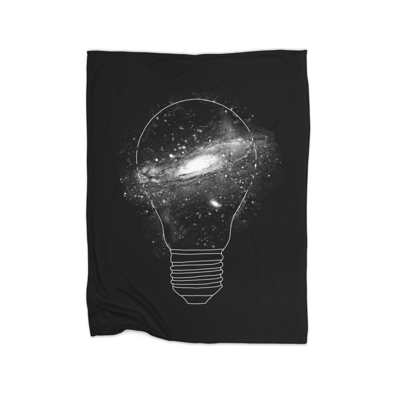 Sparkle - Unlimited Ideas Home Blanket by Vó Maria's Artist Shop