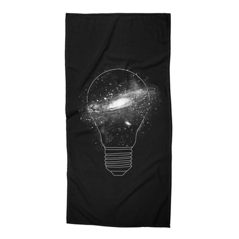 Sparkle - Unlimited Ideas Accessories Beach Towel by Vó Maria's Artist Shop