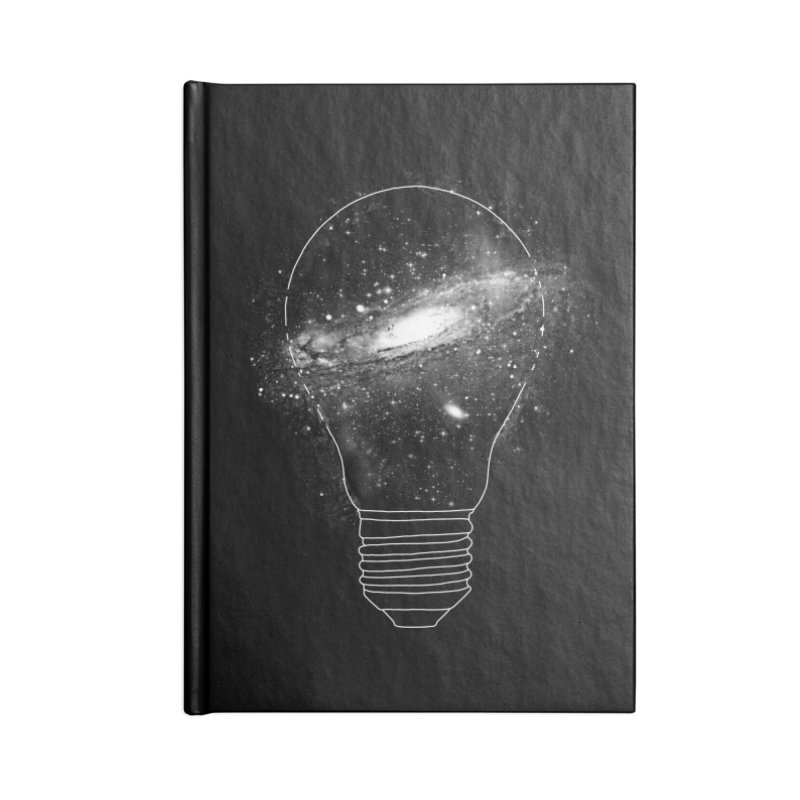 Sparkle - Unlimited Ideas Accessories Notebook by Vó Maria's Artist Shop