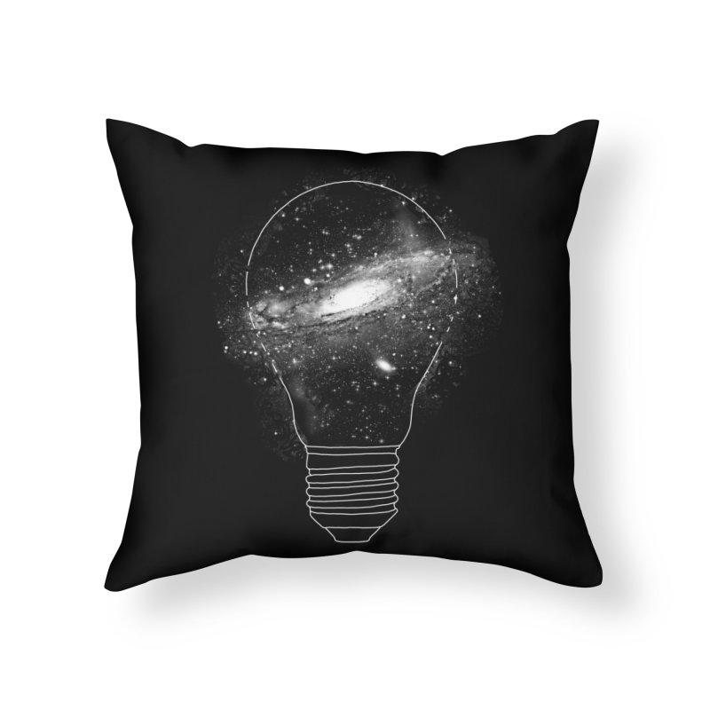 Sparkle - Unlimited Ideas Home Throw Pillow by Vó Maria's Artist Shop