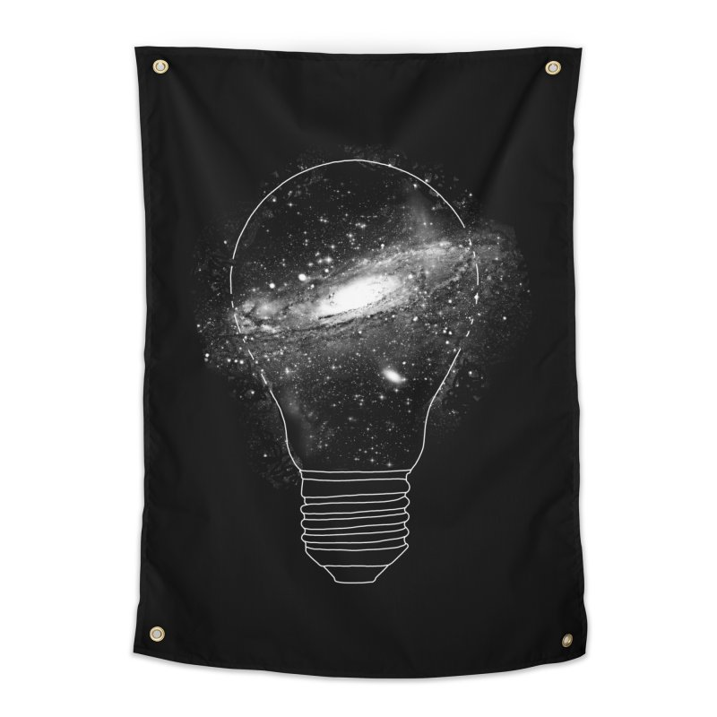 Sparkle - Unlimited Ideas Home Tapestry by Vó Maria's Artist Shop